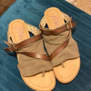 🥑3/$25🥑 Blowfish sandals